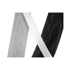 Kabelstrømpe grå