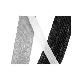 Kabelstrømpe sort